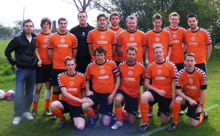 AFC West End finish the season at AFC Harpars